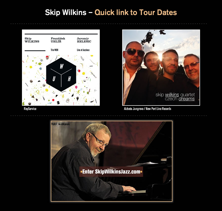 Enter SkipWilkinsjazz.com